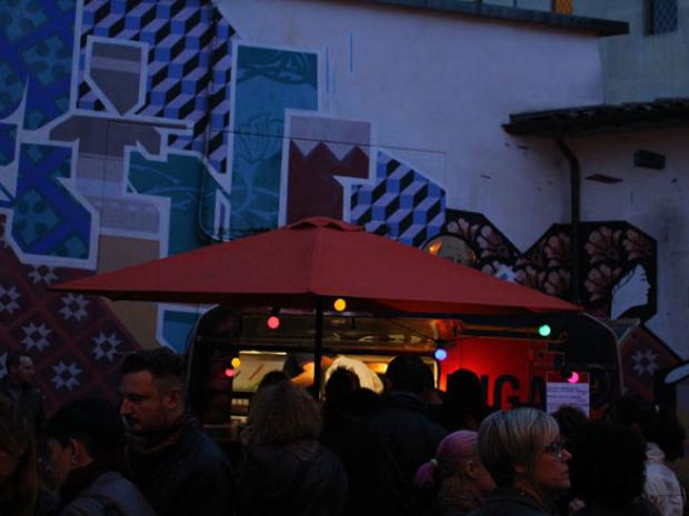 arte & cibo di strada